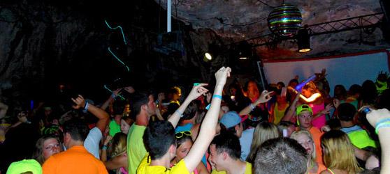 Cave Cayo Coco Disco Club