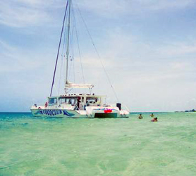 Cayo Coco Catamaran Excursion