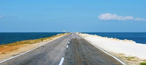 Road to Cayo Coco